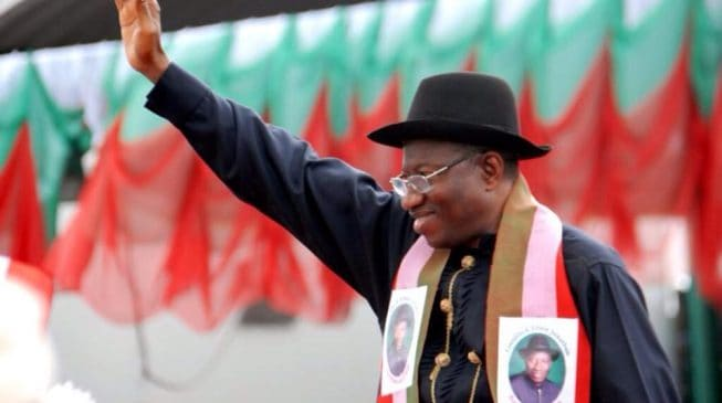 Why President Buhari should implement 2014 confab report - Goodluck Jonathan