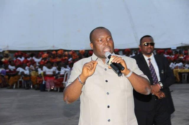 Nigerians React To Ifeanyi Ubah Dumping YPP For APC
