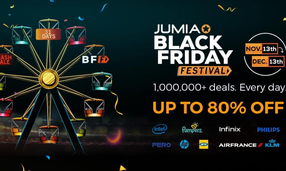 Jumia set to make 2017 Black Friday the biggest Nigeria has ever seen 1000x600 - NIgerians Reacts As Jumia Becomes 1st African Start-Up To Be listed on New York Stock Exchange