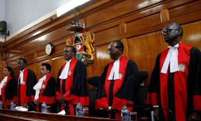 Kenyatta election