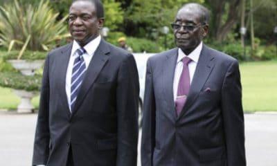 Mnangagwa-Mugabe