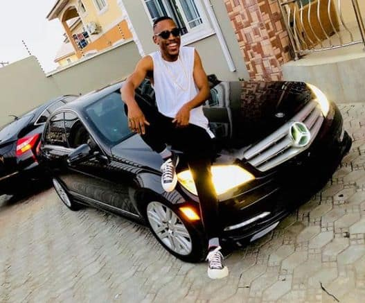 After The Robbery Inccident, Singer Mr 2kay Acquires Brand New Mercedes.