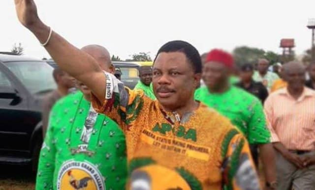 Obiano-takes-early-lead-as-Anambra-election-results-trickle-in