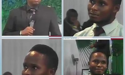 Pastor James Chinwuba stop wedding