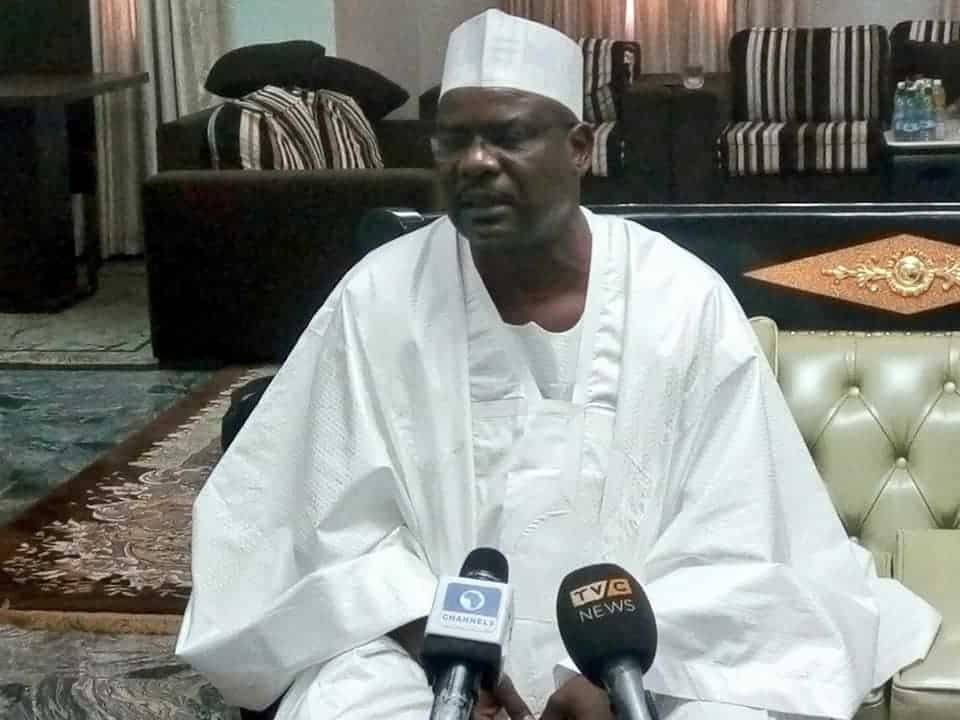 Court voids Ndume's suspension, to resume work Wednesday
