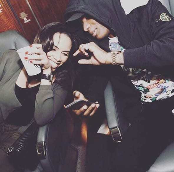 Image result for wizkid and jada pollack