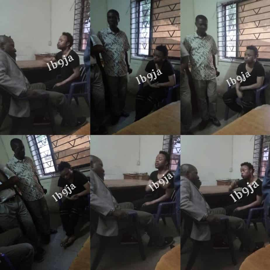 Just In: Bobrisky Arrested By Police In Lagos Today