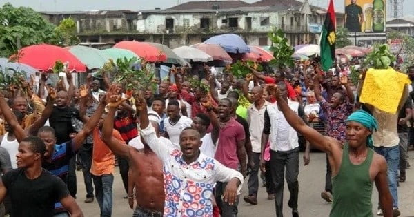 Police and IPOB disagree