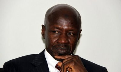 Nigerians React As DSS 'Arrests' EFCC Chairman, Ibrahim Magu