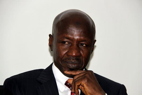 Home of EFCC boss Ibrahim Magu's allegedly attacked by Gunmen, Policeman Killed