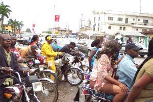 okada 300x200 - Lagos State Government Bans Okada And Keke (See Affected Roads And Bridges)