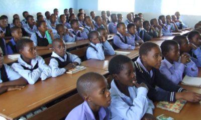 File Photo: School children