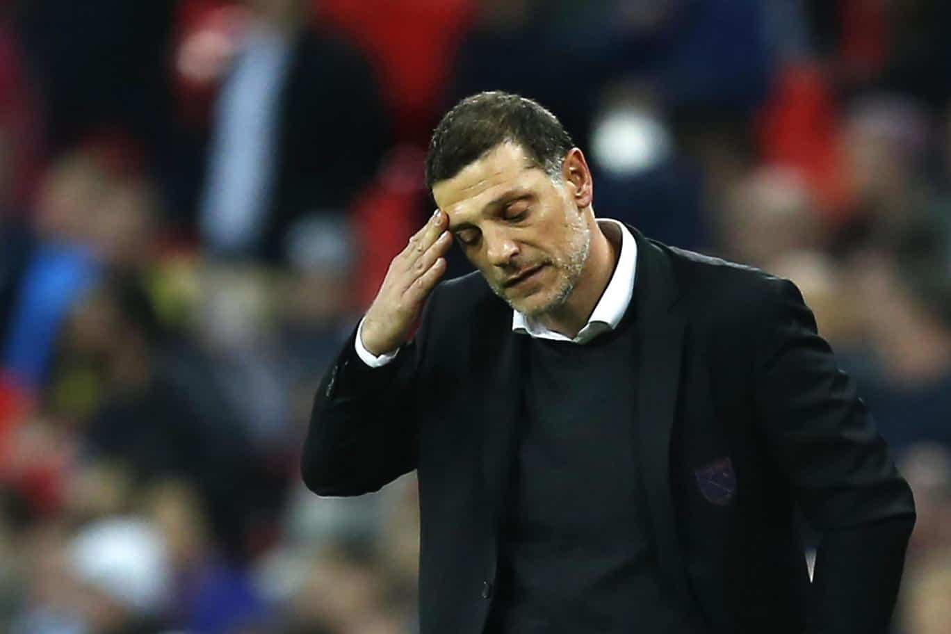 Premier League First Managerial Casualty: West Brom Sack Bilic