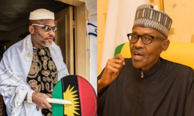 What Will Happen To Nigeria If We Leave - Nnamdi Kanu On Biafra Republic