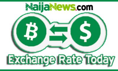 Bitcoins Exchange Rate