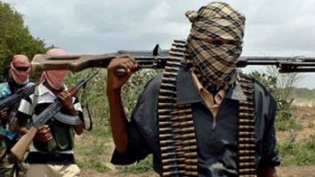 Boko Haram Gunmen - Boko Haram Kill Six In Fresh Borno Attack