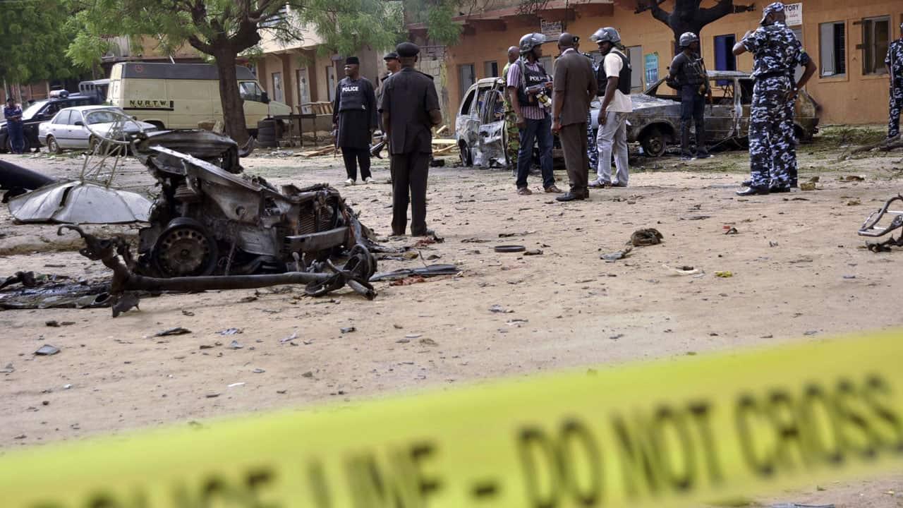 Three Suicide Bombers Kill Selves In Maiduguri