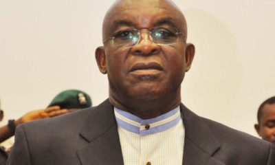 Fire Razes David Mark's Benue House