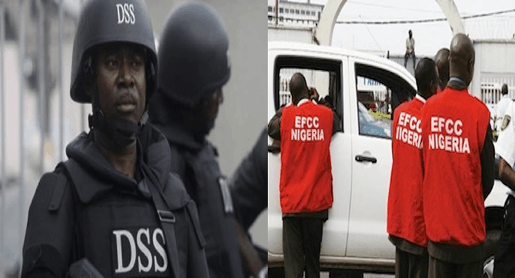 DSS, NIA DGs snub Magu at Senate hearing