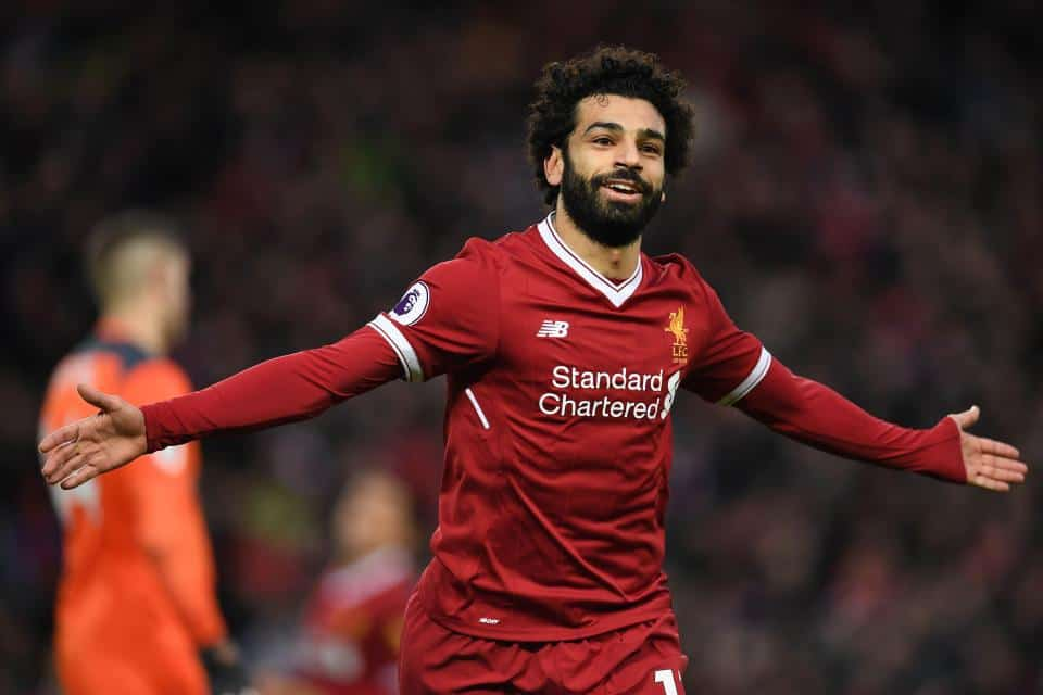 Mohammed Salah - AFCON 2019: 10 Key Players To Watch