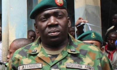Army To Begin 2nd Phase Of Operation Against Boko Haram - Attahiru