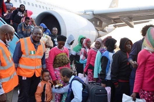 Nigerians-Return-from-Libya