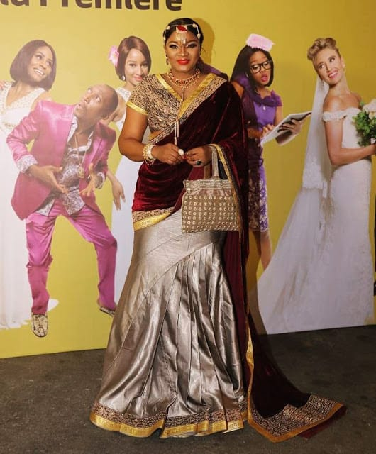 The Wedding Party 2.See Arabian Outfits Top Celebrities Wore To The Wedding