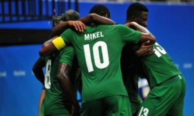 Super Eagles Get Cash Donation