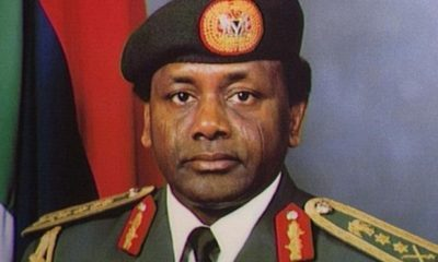 Nigerians React As UK Court Seizes Abacha's N81bn Loot