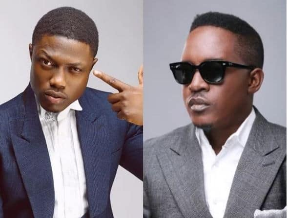 Vector and MI - See MI Abaga's Reaction To 'Judas The Rat'