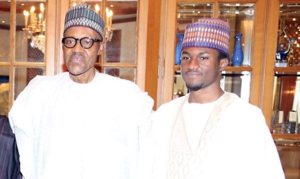 Image result for Yusuf Buhari