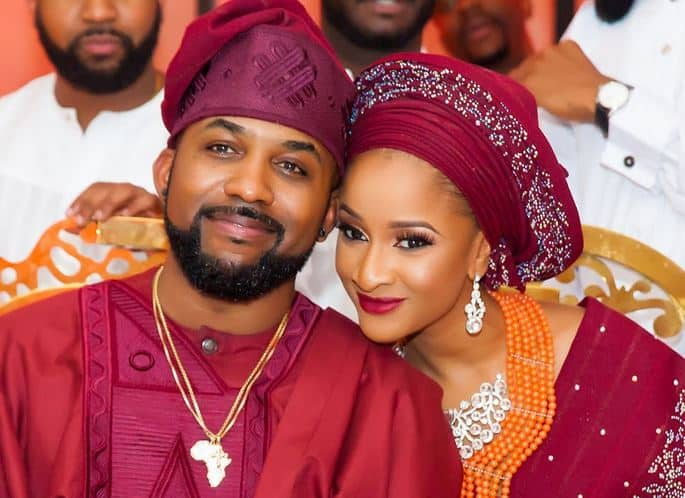 Image result for adesua and banky