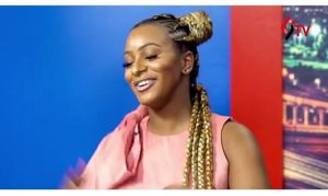 dj cuppy 300x179 - DJ Cuppy Allegedly Propose Marriage To British Rapper J Hus