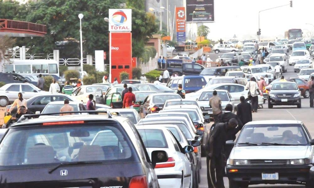 scarcity fuel 1000x600 - PDP Reacts To FG's Plan To Remove Fuel Subsidy