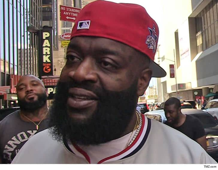 Rick Ross Leaked 911 Call Reveals He Was Coughing Up Blood