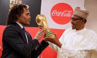 Buhari/ World cup