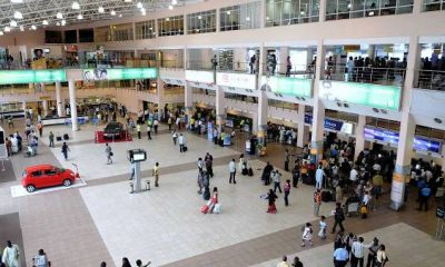 Coronavirus: FG Changes Arrival Time For Passengers Ahead Of Flight Departure