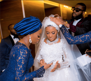 aliko dangote daughter�s wedding reception in lagos
