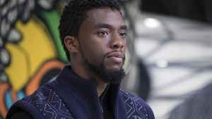 "Chadwick Boseman 300x169 - Video: ""I'm dead"" Chadwick Boseman Replies Interviewer Who Asked Him For His New Role In 'Black Panther 2'"