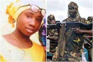 Leah Sharibu Christian Dapchi girl finally free and on her way back home 300x200 - Nigerians React To Leah Sharibu Giving Birth In Boko Haram Captivity