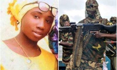 Rescued Boko Haram Captive Reveals Leah Sharibu's Location