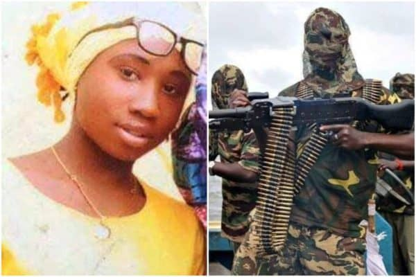 FG restates commitment to safe return of Leah Sharibu