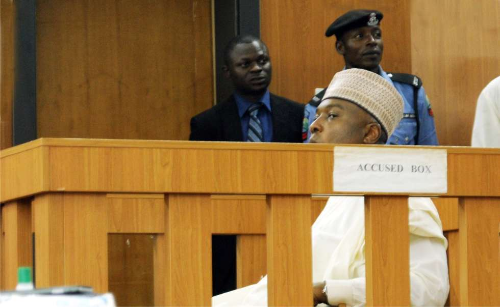 Senate President Bukola Saraki  - Flash Back: Remembering The CCT Cases Of Four Prominent Politicians In Nigeria