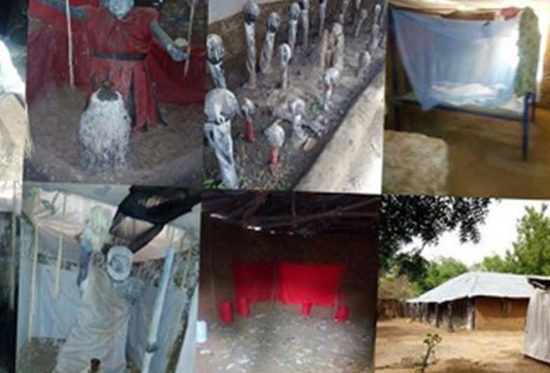Suspected-ritual-killers'-den-uncovered-in-Kwara