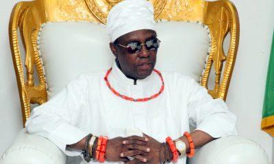Edo: Oba of Benin