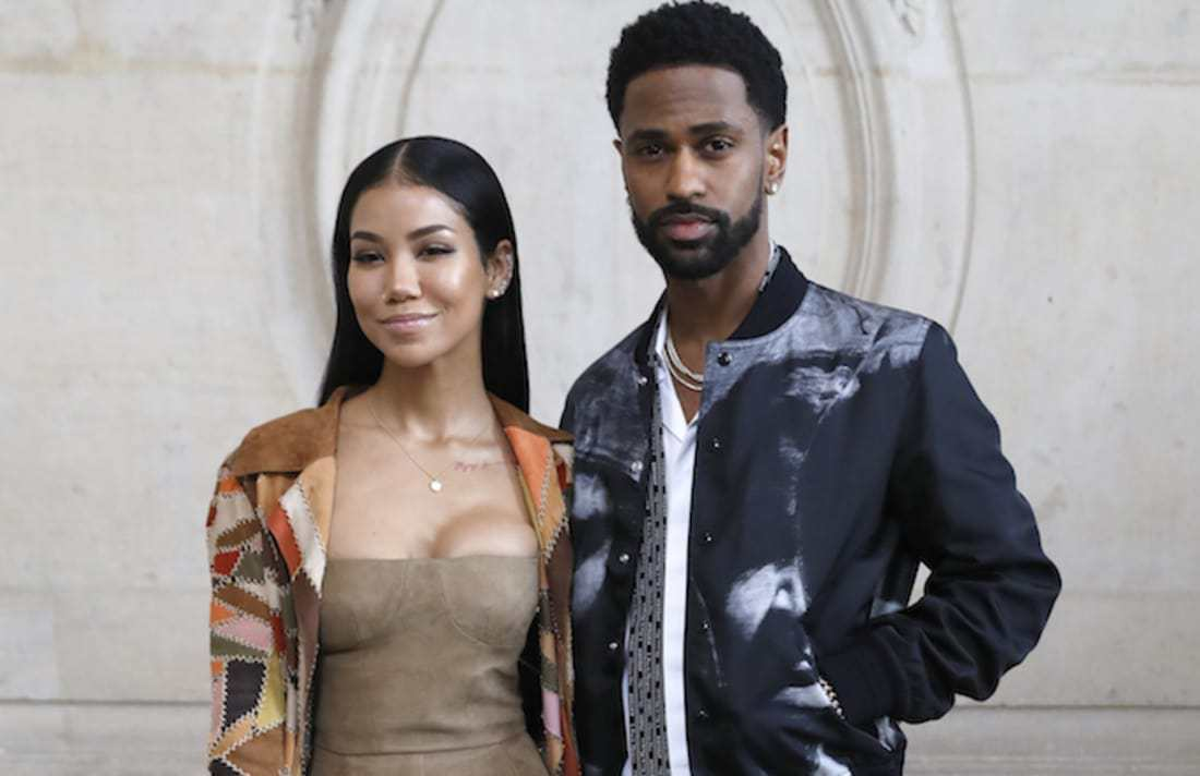 Jhené Aiko Responds To Rumours That Big Sean Cheated On Her