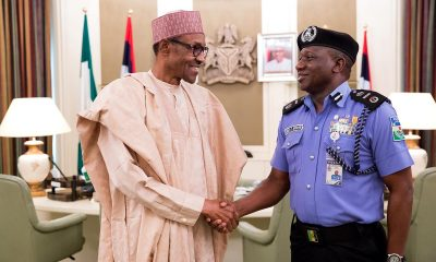 Buhari approves recruitment of 6,000 policemen