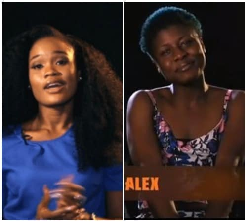 Alex and Cee-c resolve their differences