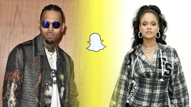 Snapchat Apologizes for Aggressive Rihanna and Chris Brown Ad