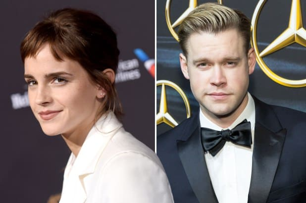Emma Watson Is Apparently Dating One Of The 'Glee' Guys Now